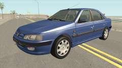 Peugeot Pars (MQ) para GTA San Andreas