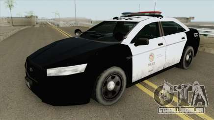Ford Taurus LSPD (LAPD) 2014 para GTA San Andreas