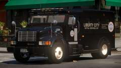 Navistar International 4700 NOOSE Armored Truck