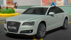 Audi R8 2013, A Administração da região