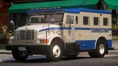 Navistar Intenational 4700 Prison Van