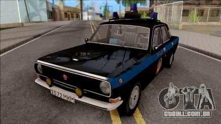 GAZ 24-10 Volga Polícia para GTA San Andreas