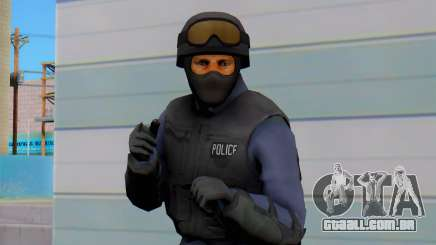 Nuevos Policias from GTA 5 (swat) para GTA San Andreas