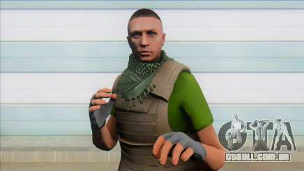 GTA Online Special Forces v2 para GTA San Andreas