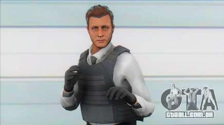 GTA Online Skin (fbi) para GTA San Andreas