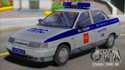 Polícia de Pf 2110 PPP para GTA San Andreas