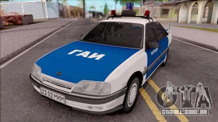 1989 Opel Omega UM GAI para GTA San Andreas