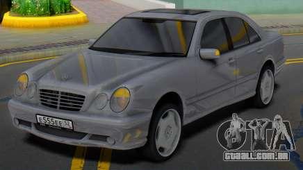 Mercedes-Benz E 55 AMG 4Matic W210 para GTA San Andreas