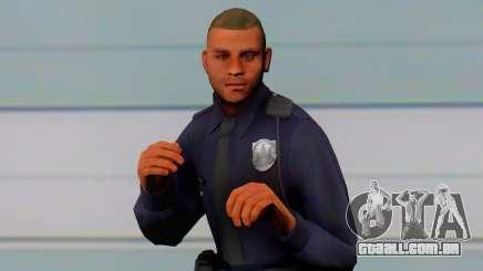 Nuevos Policias from GTA 5 (sfpd1) para GTA San Andreas