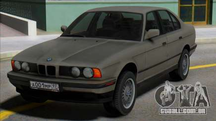 BMW 535i e34 97RUS para GTA San Andreas