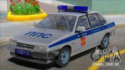 Vaz 21099 PPP para GTA San Andreas