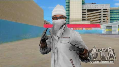 Enforcer para GTA San Andreas