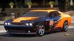 Dodge Challenger SRT8 SP L1 para GTA 4