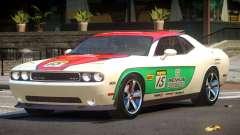 Dodge Challenger SRT8 SP L5 para GTA 4