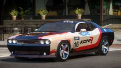 Dodge Challenger SRT8 SP L3 para GTA 4