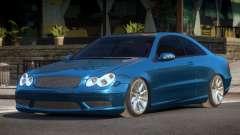 Mercedes Benz CLK63 SP para GTA 4