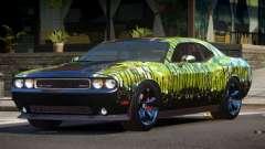 Dodge Challenger SRT8 SP L8 para GTA 4