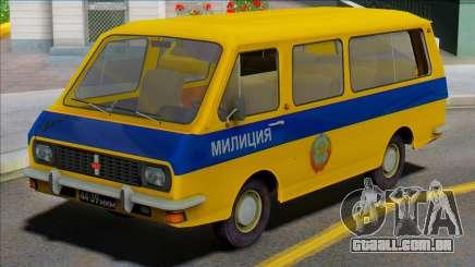 RAF 2203 Polícia Soviética para GTA San Andreas
