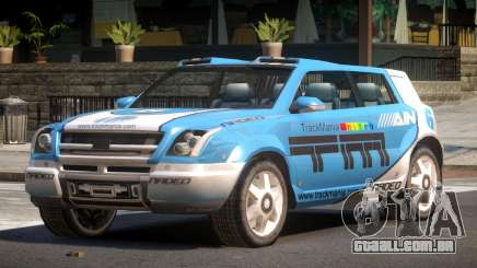 Bay Car from Trackmania United PJ1 para GTA 4