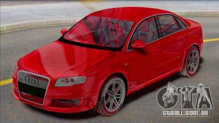 2006 Audi RS4 B7 para GTA San Andreas