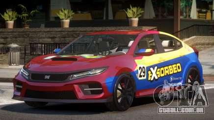 Dinka Sugoi L6 para GTA 4
