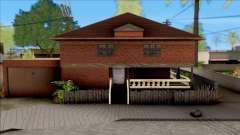 New Groove Street SafeHouse para GTA San Andreas