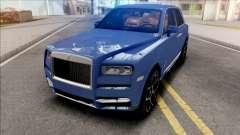 Rolls-Royce Cullinan Blue para GTA San Andreas