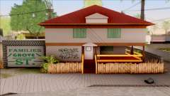 Casa De Chica Exterior para GTA San Andreas