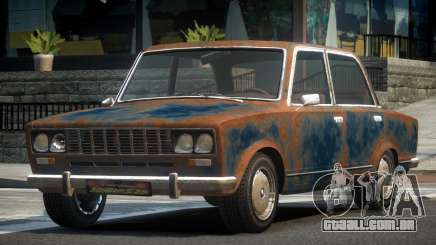 Rune Cheburek (Rusty) para GTA 4