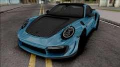 Porsche 911 Stinger TopCar