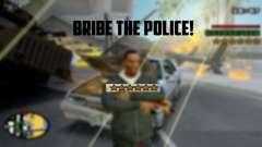 Bribe The Police Like in GTA 5 Online para GTA San Andreas