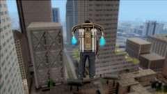 Advanced Jetpack Controls para GTA San Andreas