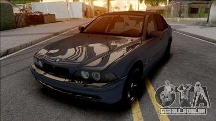 BMW 5-er E39 para GTA San Andreas