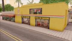Interior View-able Pawn Shop in LA para GTA San Andreas