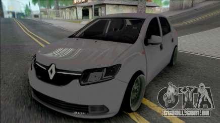 Renault Symbol Joy Tuning para GTA San Andreas