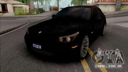 BMW M5 Türkiye para GTA San Andreas
