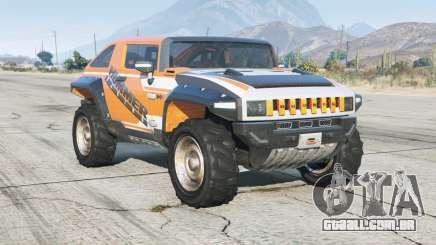 Hummer HX concept 2008 para GTA 5