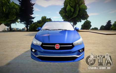Fiat Cronos V1 para GTA San Andreas