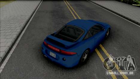Mitsubishi Eclipse GS-T 1999 Improved para GTA San Andreas