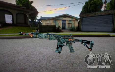 M4A1 VIP para GTA San Andreas