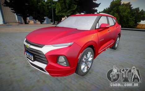 Chevrolet Blazer 2020 para GTA San Andreas