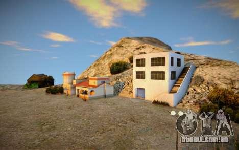 Mount Chiliad para GTA San Andreas