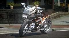 KTM RC390 para GTA 4