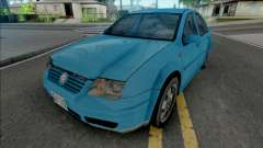 Volkswagen Bora (Jetta Clasico) para GTA San Andreas