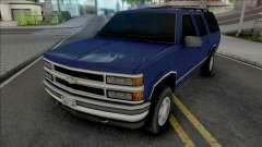 Chevrolet Suburban GMT400 1998 Improved para GTA San Andreas
