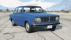 Volvo 142 1970 para GTA 5