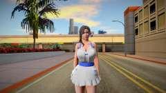 DOAXVV Sayuri Sweety Valentines Day para GTA San Andreas