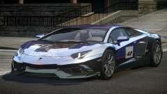 Lamborghini Aventador Qz7 L10 para GTA 4