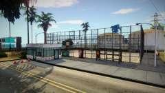 Basketball Map V2 para GTA San Andreas
