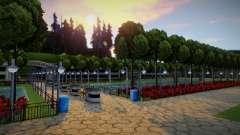 Park Of San Fiero para GTA San Andreas